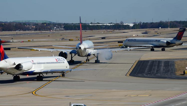 Hartsfield Jackson Airport Is Worlds Busiest But Wall Street