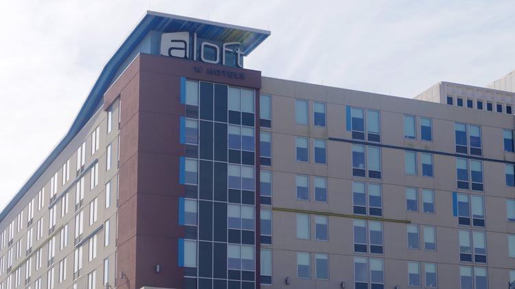 Permits Approved For Aloft Hotel In Downtown Houston At