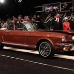 BMW draws in the highest Thursday bids at Barrett-Jackson, and it's pricey (Photos)
