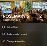 Airbnb pours millions into N.Y.C. restaurant booking app