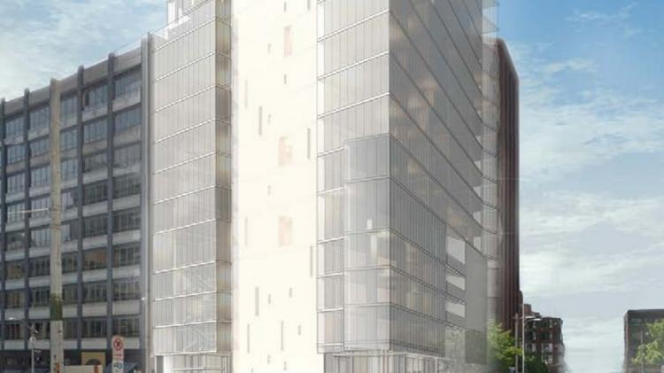 Proposed Seattle apartment tower is a bit of a \'stretch\' (slideshow ...
