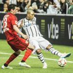 Jacksonville plays on international soccer stage