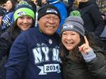 Seahawks VP Mike Flood says team can be 'a unifying force in the community'