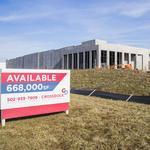 Developer on track to finish $26 million River Ridge warehouse by spring