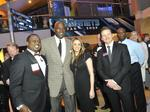 Hanging with MJ at the CBJ Book of Lists Gala (PHOTOS, VIDEO)