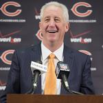 Chicago Bears head coach John Fox surrounds himself with familiar faces