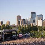 Two-day Rock the Garden music festival set for 2015 return