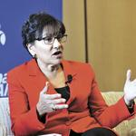 Secretary of Commerce <strong>Penny</strong> <strong>Pritzker</strong>: Making the case for investment