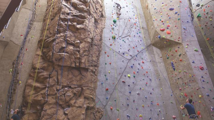 Vertical Endeavors plans rock climbing facility in ...