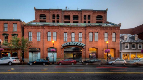 Georgetown Park DC MILLER WALKER Retail space for lease