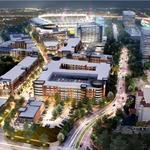 Braves' move boosts commercial space