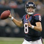 Texans trade Schaub, sign Fitzpatrick