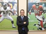 Houston Texans President Jamey Rootes tells young Millennials: 'Go for it' (Video)