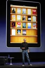 Steve Jobs takes center stage in e-book price fixing trial