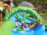 Cincinnati's giant water slide postponed