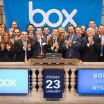 Box soars after it raises $175M in target-topping IPO