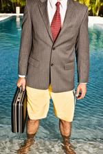 How to dress for work in the summer (without resorting to sandals)