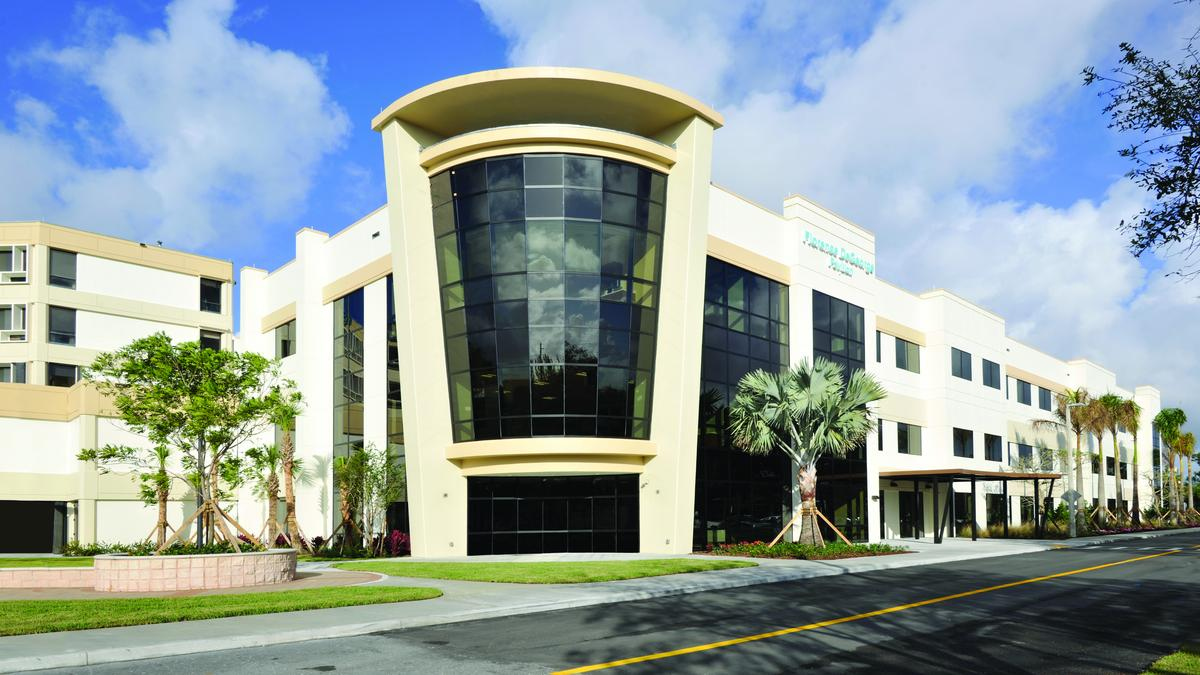 Jupiter medical center recruits donald mckenna from st - Palm beach gardens community center ...