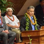 Hawaii Gov. <strong>David</strong> Ige calls for more efficient state government