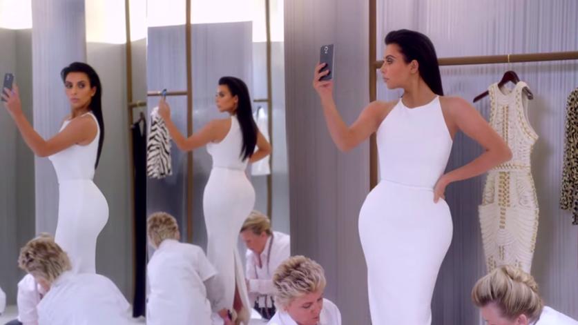 Kim Kardashian West's shapewear line headed to Nordstrom - Bizwomen