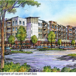 Clifton Park developer trying to build support for apartments at former Kmart