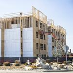 Student housing complex near U of L set for late summer finish