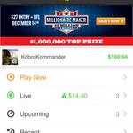 Next 'unicorn'? Fantasy sports startup DraftKings could be valued at $900M