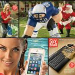 SkyMall's guilty pleasures and hazy future