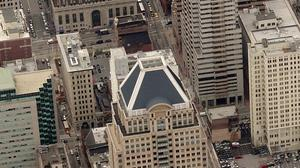 Two downtown Baltimore office landmarks hit the market