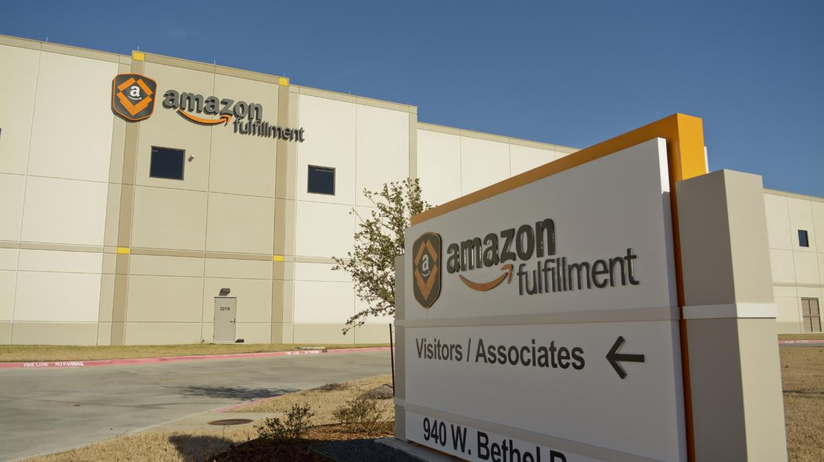 Amazon opening a third fulfillment center in Coppell