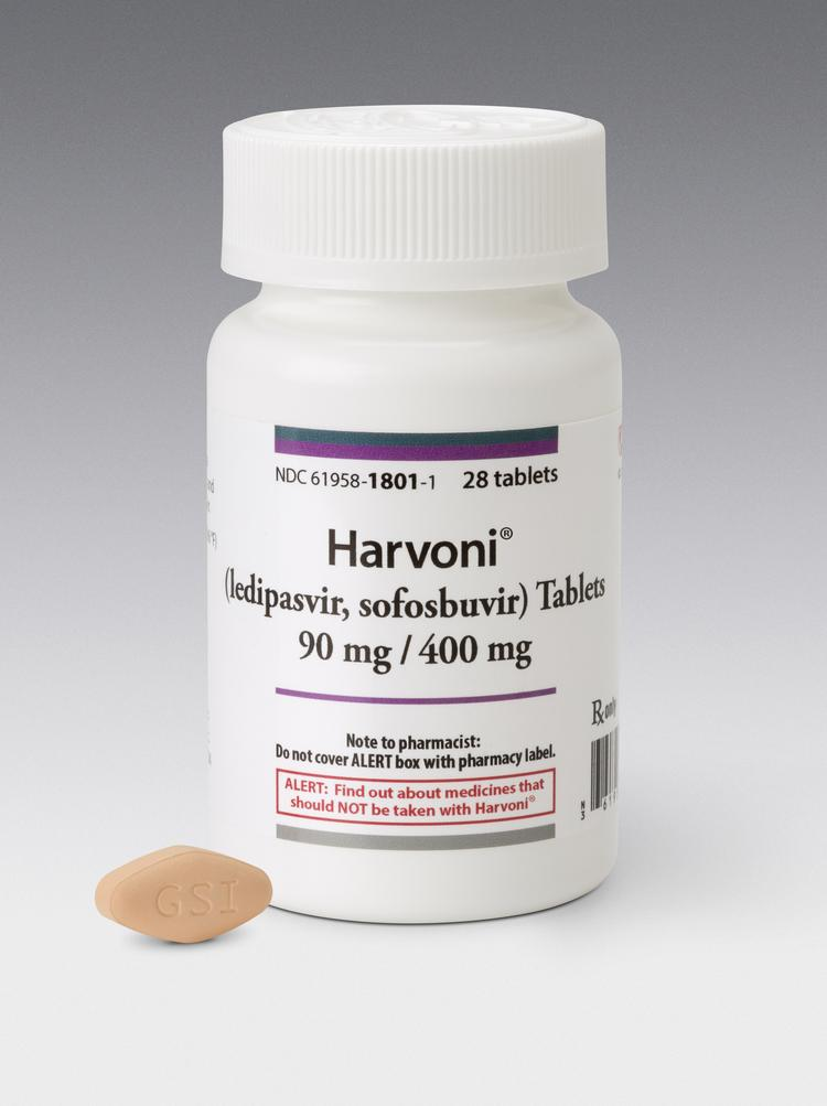 Harvoni, a Hepatitis C-curing drug supplanting Sovaldi, will be sold at a discounted rate to Harvard Pilgrim customers thanks to new competition in the market.