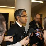 Surgeon general visits KCK for listening tour, shares insight