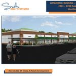 Linworth Crossing retail center looking for restaurants, gourmet market