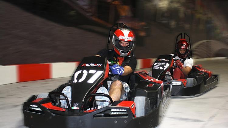 Go Kart Dallas >> Autobahn Indoor Speedway coming to Birmingham - Birmingham Business Journal