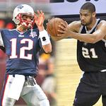 Spurs and Patriots are dissimilar champions