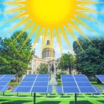 A new day for  solar energy  in Georgia