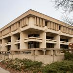 Could library building become future WPD bureau?
