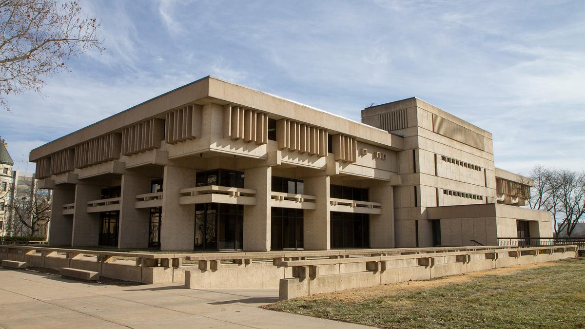 My favorite building wichita public library structure robust yet inviting wichita business for American exteriors kc