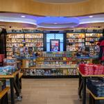 Chicago's O'Hare Airport sees big jump in concessions sales