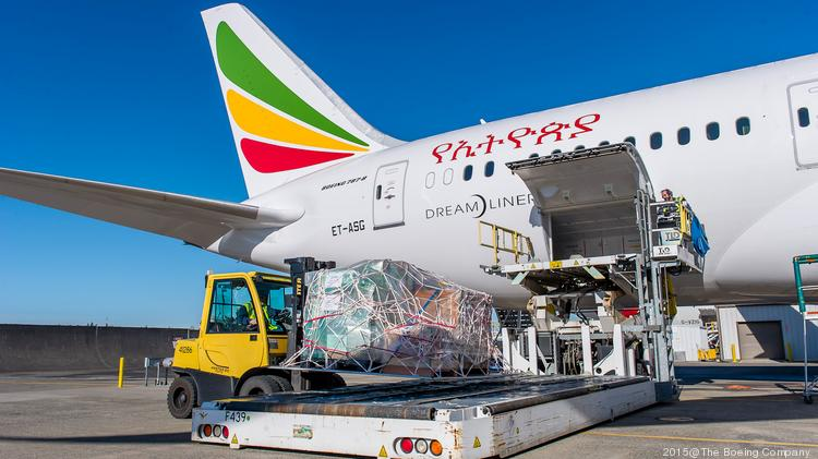 Ethiopian Airlines ends service at LAX, adds Chicago, NY