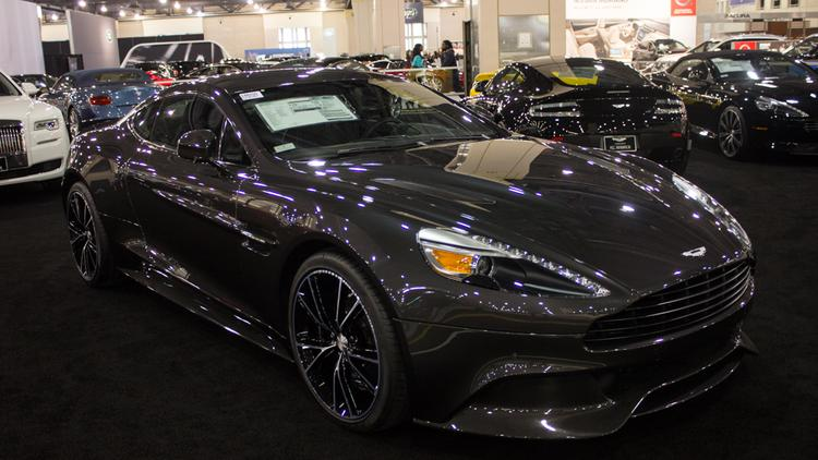 Most Expensive Cars At Philadelphia Auto Show Philadelphia - When is the philadelphia car show