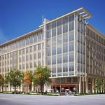 CB&I to take two floors at 500 East Morehead