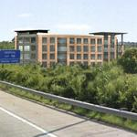 CitiSculpt, Knox Group planning office and retail building on West Morehead