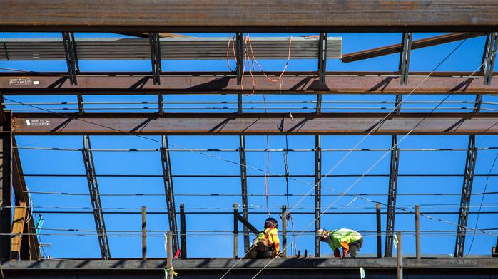As tariffs loom, construction costs continue to increase
