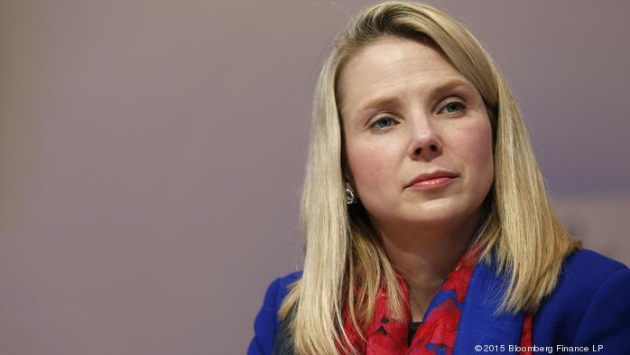 Mayer and other Yahoo execs missing from Oath leadership list, report says