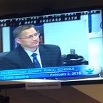School board appoints interim leader to finish Elia's term