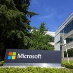 As PCs continue to decline, Microsoft looks to the cloud, pushes Windows 10