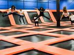 Growing trampoline company hops into new Houston-area 'burb