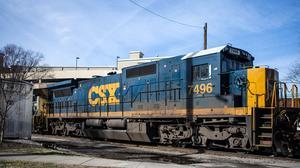 CSX confirms 'talks continue' with North Carolina over Rocky Mount terminal