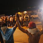 Spending on Ferguson exhausts state's emergency fund